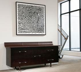 DNA 11 Fingerprint Art